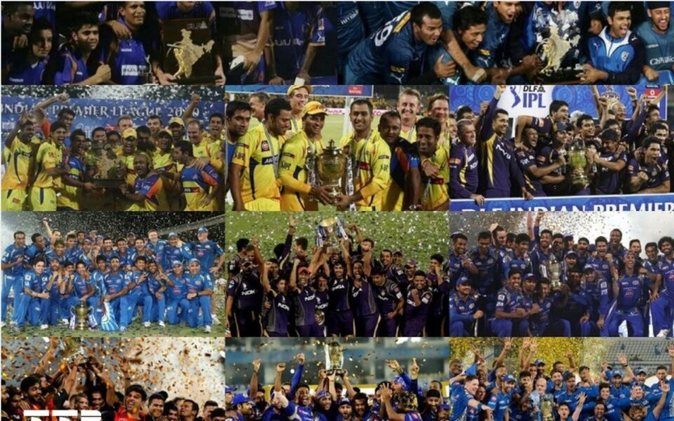 Indian Premier League | Complete IPL History from 2008-19 | Trend To Review